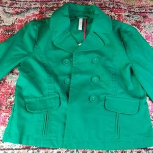 Old navy XS green blazer